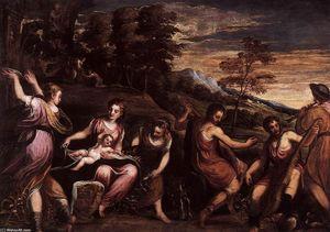 The Infancy of Jupiter