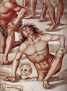 Resurrection of the Flesh (detail)