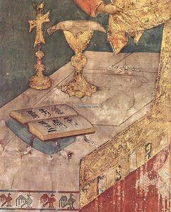 Miraculous Mass (detail)