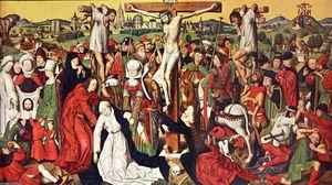 Crucifixion Altar