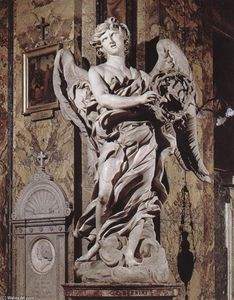 Angel with the Crown of Thorns