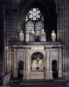 Tomb of Francis I and Claude de France