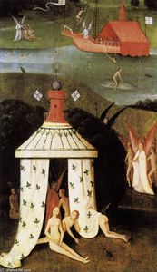 Last Judgment (fragment of Paradise)