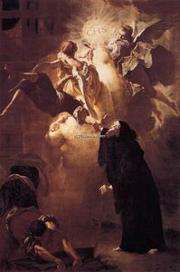 Miracle of San Francesco da Paola