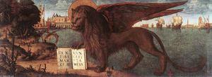 el león de san marca
