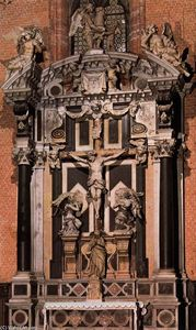Altar of the Crucifixion