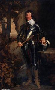 Portrait of James Hamilton