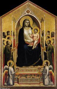 Ognissanti Madonna (Madonna in Maestà)