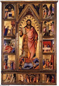 Altarpiece of the Baptist