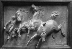 The Horses of Anahita or The Flight of Night