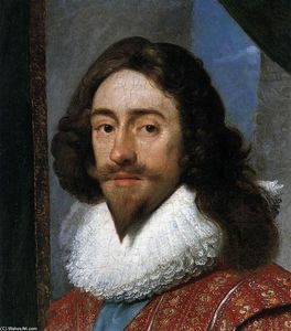 Charles I, King of England (detail)