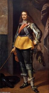 Portrait of a Gentleman in Armour