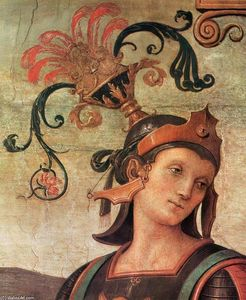 Famous Men of Antiquity (detail) (12)