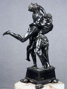 Hercules and Anteus