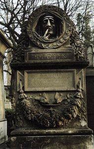 死一般的沉寂,雅各罗伯斯墓