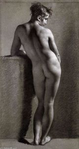 Nude Viewed from Behind
