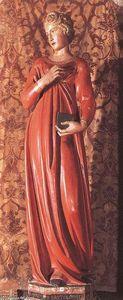 Annunciation: the Virgin
