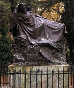 Napoleon Rising to Immortality