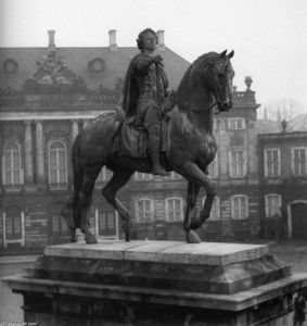 Equestrian Statue of Frederick V of Denmark