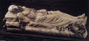 Dead Christ Lying in the Shroud