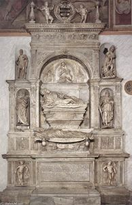 Double Tomb of Antonio Orso and Cardinal Giovanni Michiel