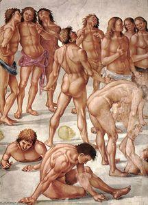 Resurrection of the Flesh (detail) (10)