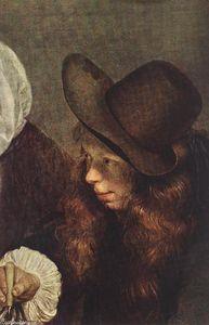 The Glass of Lemonade (detail)