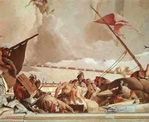 Glory of Spain (detail)