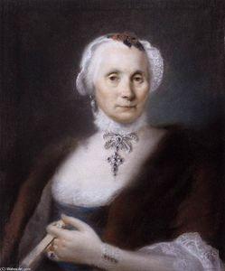 Portrait of Cecilia Guardi Tiepolo