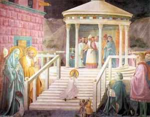 Mary's Presentation in the Temple