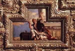 Ceiling decoration (detail) (11)
