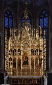 Polyptych of the Virgin
