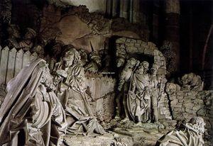 キリスト 庭で の `gethsemane