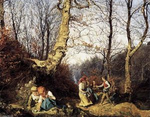 Early Spring in the Wienerwald