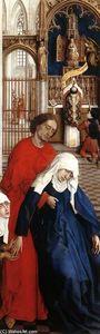 Seven Sacraments Altarpiece (detail)