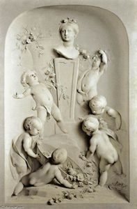 Allegory of the Four Seasons - Spring