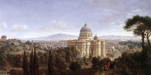 St Peter's in Rome