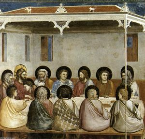 No. 29 Scenes from the Life of Christ: 13. Last Supper