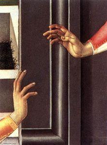 Cestello Annunciation (detail) (12)