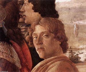 The Adoration of the Magi (detail) (9)