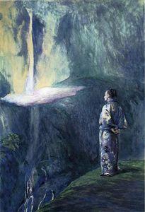 Li-Tai-Pe and the Waterfall
