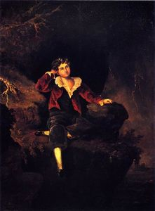 Little Wanderer (copy after Sir Thomas Lawrence's Master Lambton)
