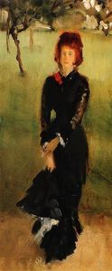 Madame Edouard Pailleron (study)