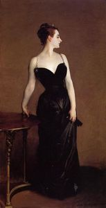 Madame X (also known as Madame Pierre Gautreau)