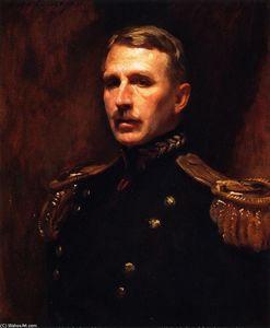 Major General Leonard Wood