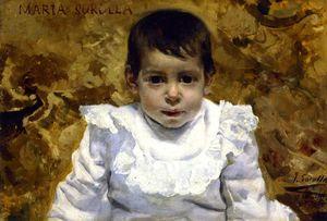 María Sorolla (also known as The Baby Girl)