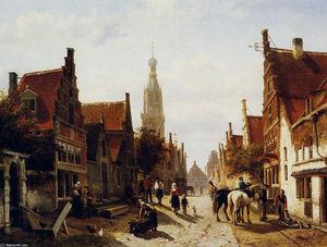 Market Oudewater