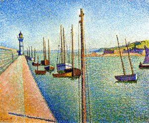 The Masts, Portrieux, Opus 182
