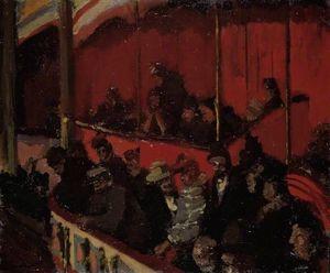 The Montmartre Theatre