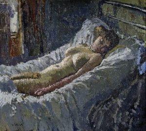 Mornington Crescent Nude